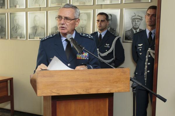 Comandante da Aeronáutica destacou papel da comunicação