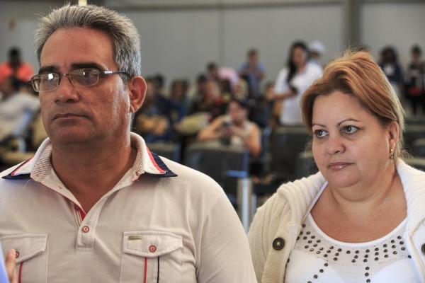 O casal Ernesto e Emília vai atuar em Ibiapina (CE)