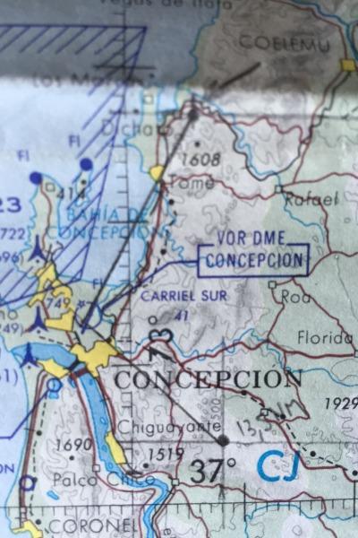 Na segunda (30), o ponto de combate fica a 24km do aeroporto