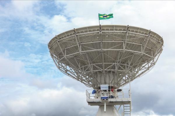 Área de quase 70 mil m² fica sob responsabilidade da estatal Telebras