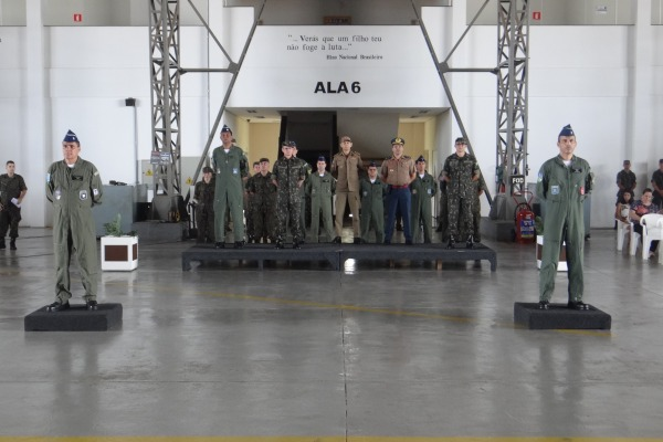 Novas unidades militares vão tornar a administração mais eficiente e focada