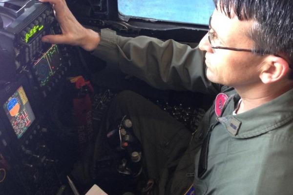 Instituto de Aplicações Operacionais já auxiliou no emprego do radar do F-5EM e no sensor do P-3 Orion