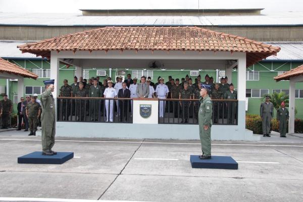 As unidades são responsáveis pela atuação estratégica da FAB na fronteira