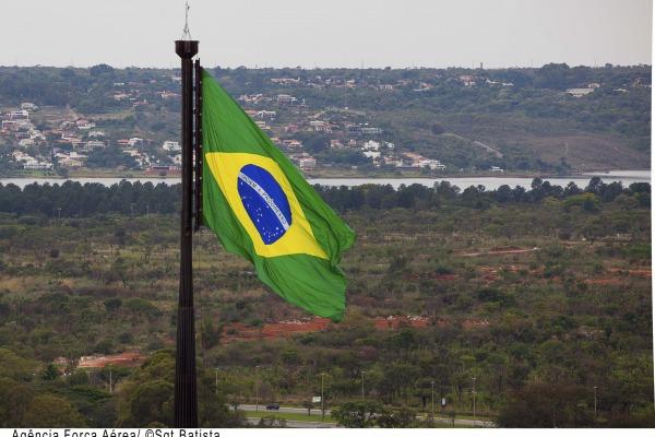 Solenidade será realizada na Praça dos Três Poderes, em Brasília