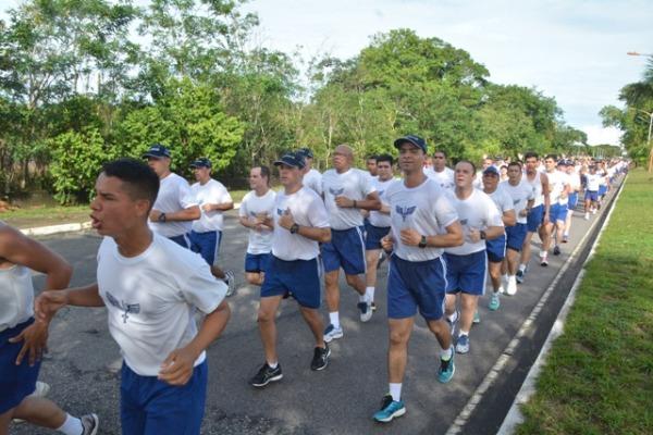 Evento foi promovido pelo Conselho Internacional do Desporto Militar