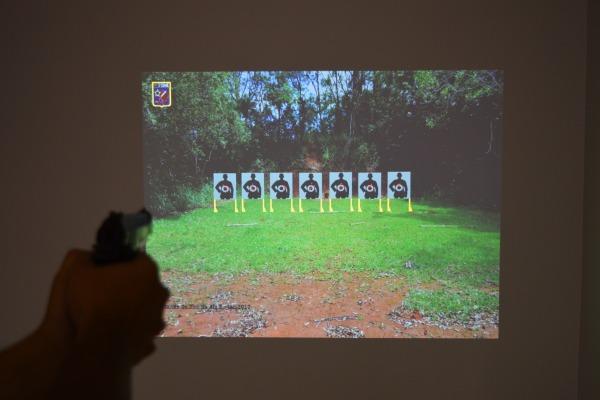 O novo aparelho melhora o desempenho nas modalidades de tiro básico e avançado