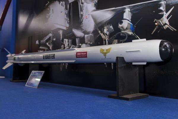 Armamento de 5ª geração desenvolvido em conjunto por Brasil e África do Sul vai equipar Gripen NG