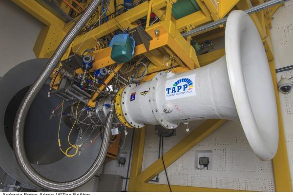 Turborreator TR5000 é um dos projetos desenvolvidos pelo IAE