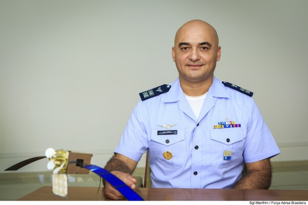 Coronel Vital é vice-presidente executivo da CCISE