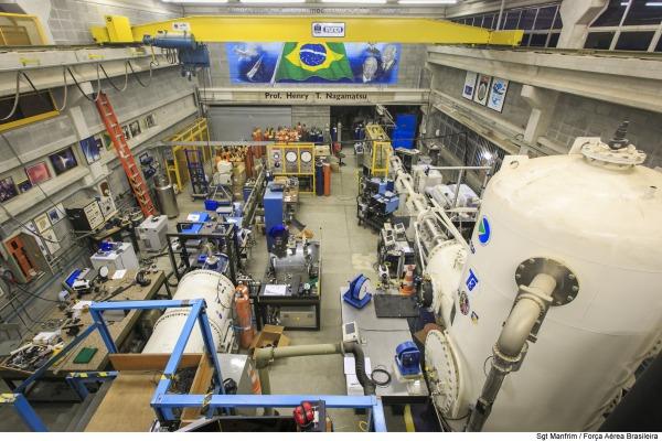 Laboratório de termodinâmica e hipersônica do IEAV