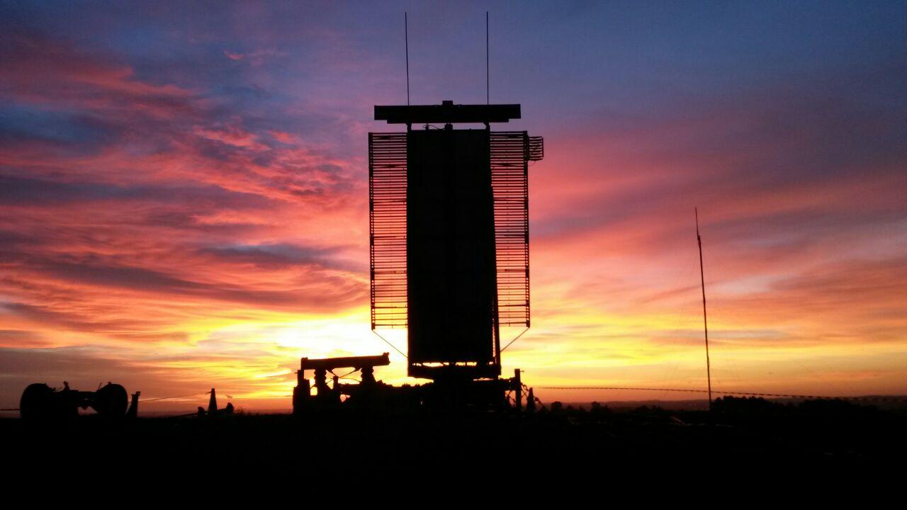 Radar em Chapecó (SC)