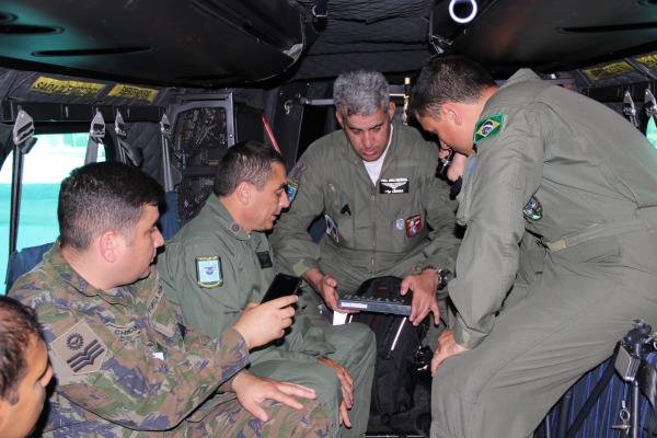 Esse é um passo importante para integração das Forças em operações conjuntas