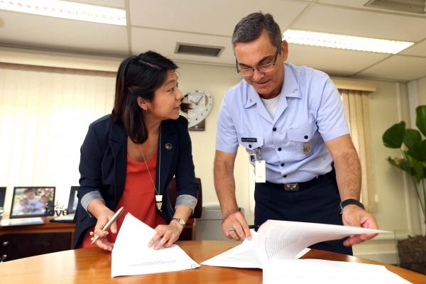 O documento estabelece procedimentos de coordenação e comunicação nas operações de balões não tripulados