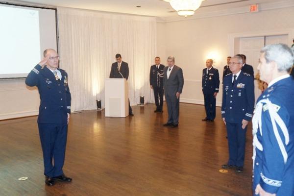 Passagem de cargo foi presidida pelo Comandante da Aeronáutica