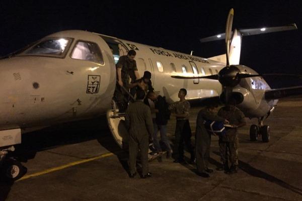 Duas mulheres foram encaminhadas para hospitais de Manaus