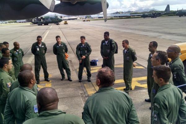 Saiba quais as unidades militares envolvidas na missão e a função de cada uma