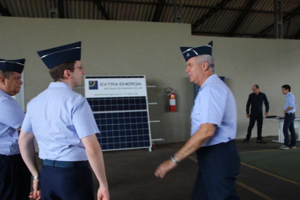 Apresenta��o do m�dulo fotovoltaico