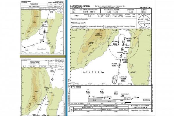 Até junho, militares da Força Aérea Brasileira se revezarão para atualizar as cartas dos principais aeroportos do país vizinho
