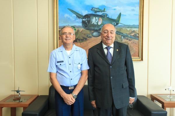 Parlamentar é membro titular da Comissão de Relações Exteriores e Defesa Nacional