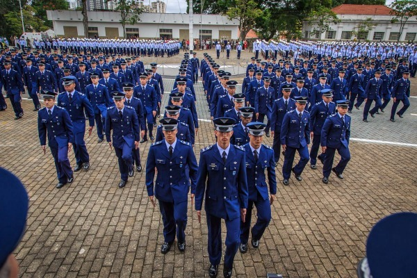 Primeira etapa de seleção para o Curso Preparatório de Cadetes do Ar (CPCAR 2018) será aplicada no dia 9 de julho
