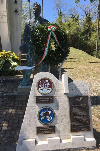 Monumento em homenagem ao Tenente Cordeiro