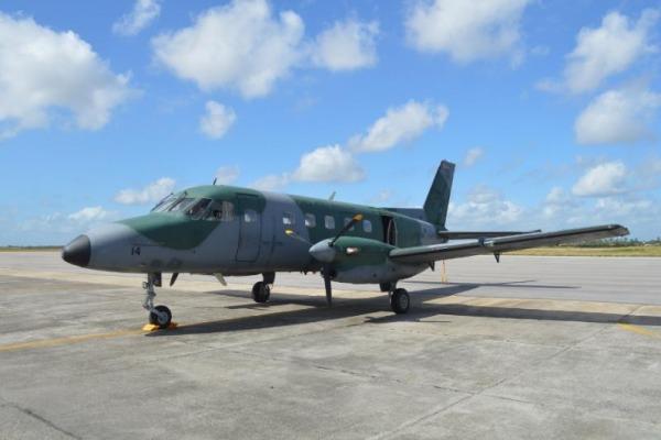 Esquadrão Rumba capacita os pilotos da FAB nas aviações de patrulha, transporte e reconhecimento