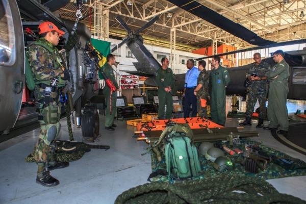 A aeronave multimissão da FAB é uma das cotadas para levar o nome do Brasil em missões de paz