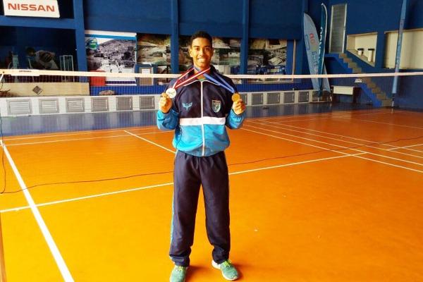 Atleta conquistou medalha de ouro em Cuba, no XXI Pan American Championships 2017