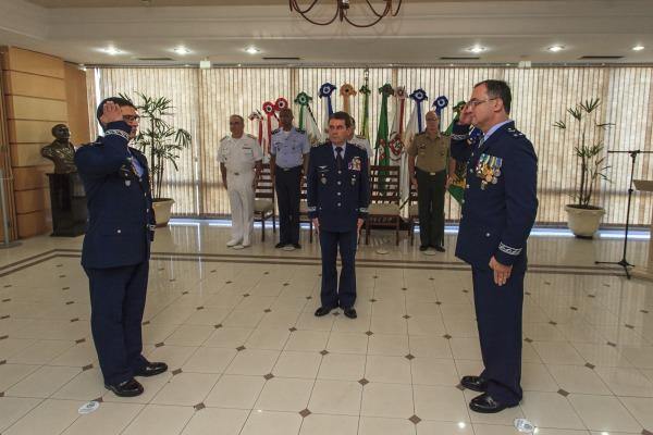 Brigadeiro Reis pretende atuar em conjunto com as três Forças