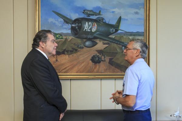 Ministério do Meio Ambiente deve assinar Termo de Execução Descentralizada para utilizar aeronaves da Força em suas ações
