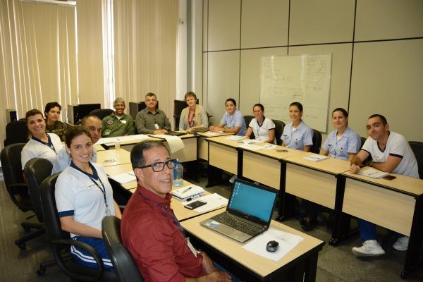 Agora o programa conta com 14 professores doutores em seu corpo docente