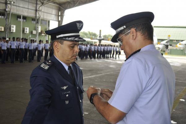 Cerimônia foi marcada por entrega de medalhas e prêmios a militares patrulheiros