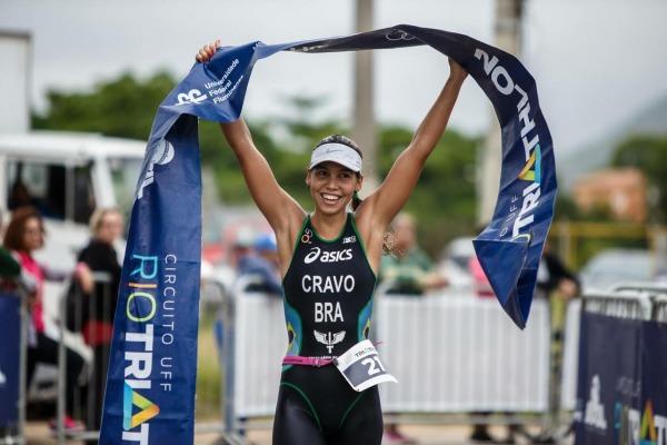 O evento treino ocorreu no último domingo (21), na Praia de Itaipu, em Niterói (RJ)