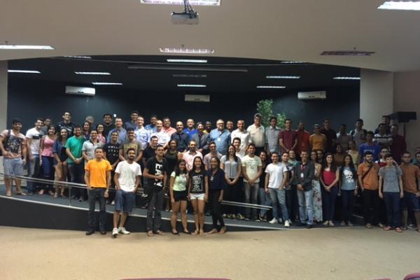 Evento foi promovido pela Universidade Federal do Maranhão