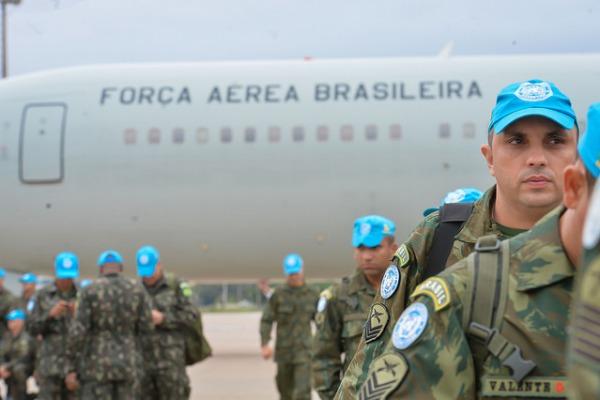 Forças Armadas encerrarão, este ano, a participação na missão de paz no país caribenho