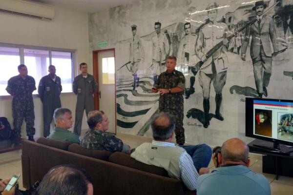 Saiba os números atualizados das ações das Forças Armadas ao longo da semana