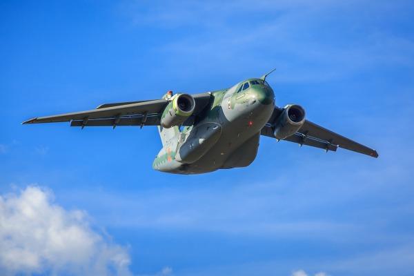 Dois primeiros KC-390 serão recebidos em 2018