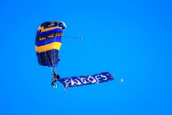 Equipe de Paraquedismo da FAB