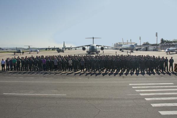 Evento reuniu 14 Esquadrões de Transporte da FAB