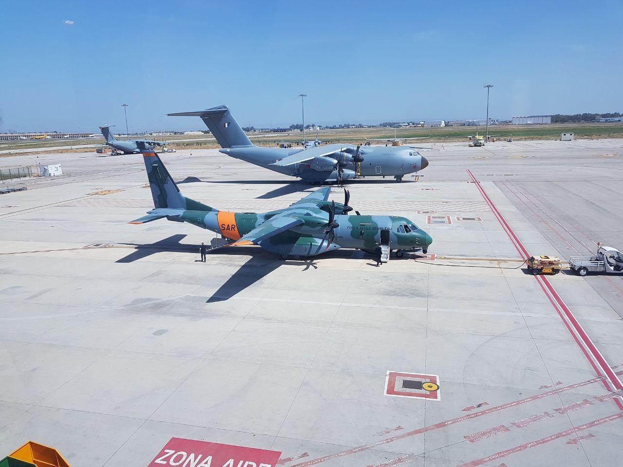 Aeronave tem tecnologias e funcionalidades específicas