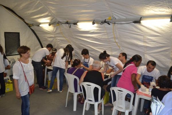 Também, em Belém, Escola da FAB doa alimentos à instituição de caridade