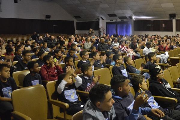 O PROFESP atende a 200 crianças