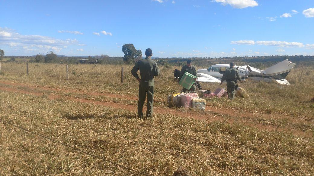 Interceptação faz parte da Operação Ostium, de combate a crime de contrabando na fronteira do País