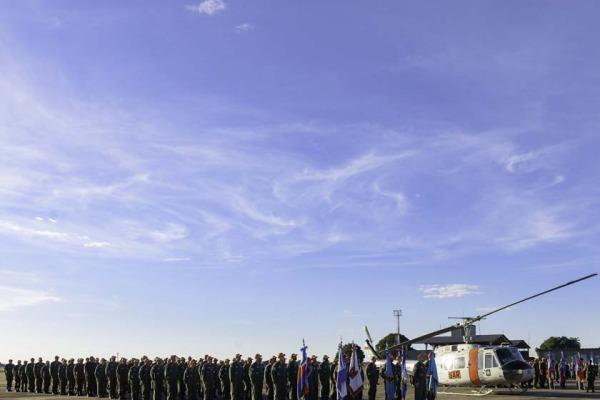 Solenidade reuniu militares da ativa e da reserva que atuam ou atuaram em atividades de Busca e Salvamento