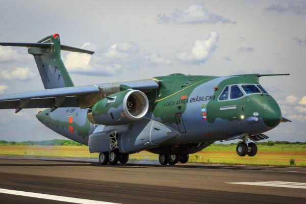 A aeronave chegará à FAB em junho de 2018