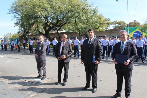 Novos Membros Honorários da FAB