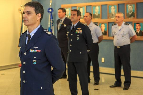 Cel. Ricardo do SEREP Rio e oficiais generais