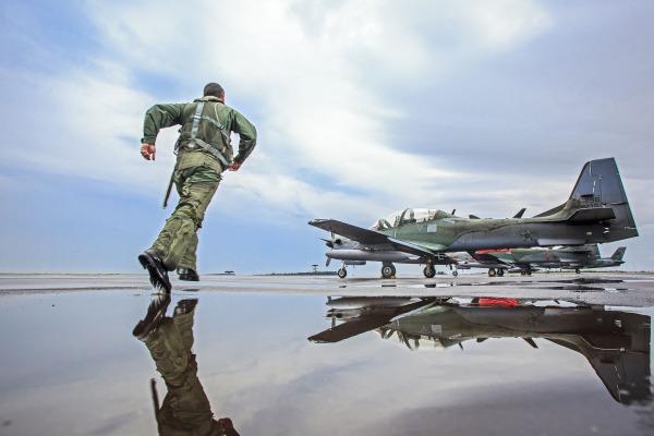 Saiba o que acontece quando uma aeronave desconhecida é detectada pelos radares da Força Aérea