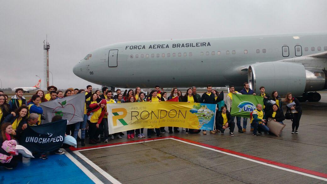 310 alunos e professores participam da operação em 15 municípios de Rondônia