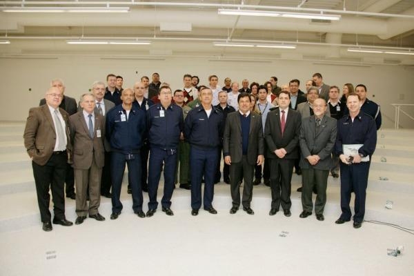 Na ocasião, Ministro reforçou o compromisso do MEC com o projeto de expansão do ITA